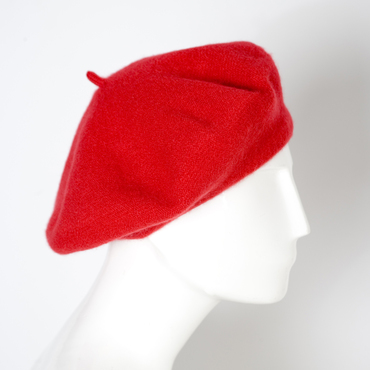 339a04aaadd14 Frédéric Luca Landi - French beret red